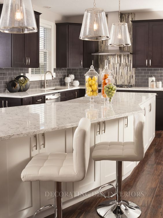 Marble - look alike - Kitchen 1