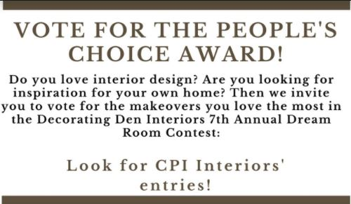 Dream Room Photo - Vote CPI
